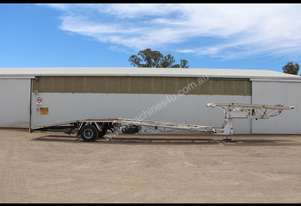 CUSTOM EAZY TOW 3 CAR CARRIER FOR SALE