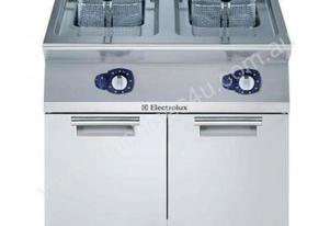 Electrolux 700XP E7FRGH2GFO 15L + 15L Gas Deep Fryer