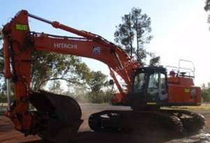 Hitachi   ZX470LCH Excavators