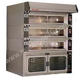 Deck Oven Pavailler Rubis