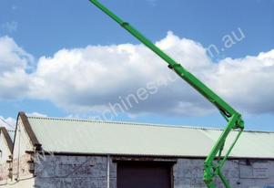 HR21 Hybrid AWD Self Propelled Boom Lift