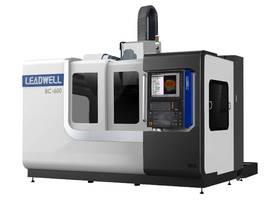LEADWELL BC-600 5 AXIS MACHINING CENTRE - picture0' - Click to enlarge