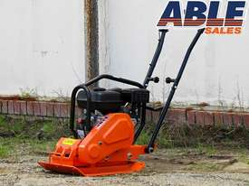 Plate Compactor 6.5HP 68KG 12kN - picture2' - Click to enlarge