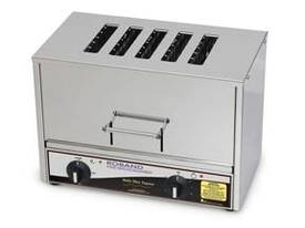 Vertical Toaster - Roband TC55 - 5 Slices-10 Amp - picture0' - Click to enlarge