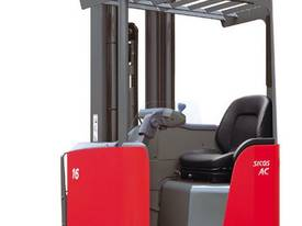 NSW Dealer SIT-ON REACH FORKLIFT TRUCK FBRF Series / Narrow Aisle forklift - picture2' - Click to enlarge