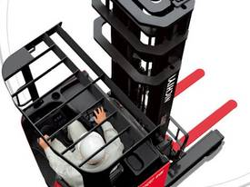 NSW Dealer SIT-ON REACH FORKLIFT TRUCK FBRF Series / Narrow Aisle forklift - picture1' - Click to enlarge