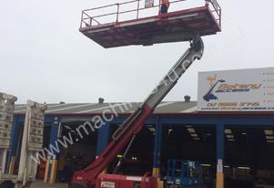 MEC Titan 40-S Telescopic Boom Lift