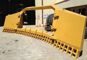 BEDROCK DI FOLDING STICKRAKE Rake Attachments
