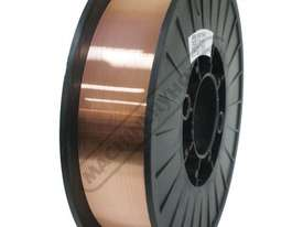 W138A Mild Steel MIG Welding Wire Ø0.6mm x 5kg Wire - picture0' - Click to enlarge