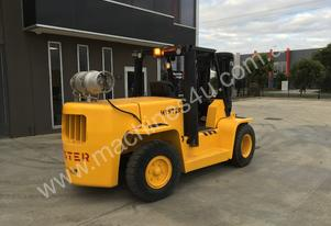 H7.00XL Hyster 7 Ton Container Access