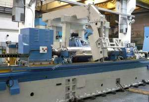 WMW REX Series CNC Roll Grinders