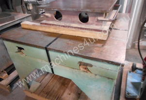 SURFACE TABLES,  BED PLATES, WELDING TABLE, WORK BENCH