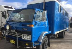 Isuzu JCR All Models Stock/Cattle crate Truck