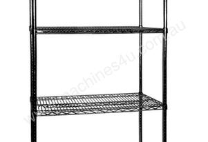 F.E.D. B24/36 Four Tier Shelving