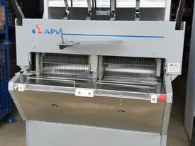 APV CURL FLOW COMMERCIAL BAKERY BREAD SLICER