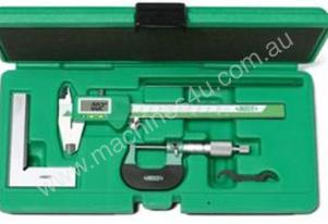 Insize MEASURING TOOL SET 4PC DIG