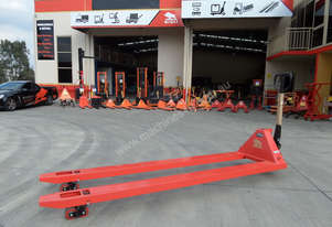 2.4m Extra Long Pallet Jack