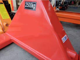 2.4m Extra Long Pallet Jack - picture1' - Click to enlarge