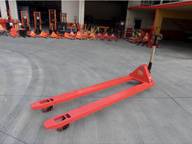 2.4m Extra Long Pallet Jack - picture2' - Click to enlarge