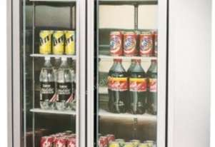 Williams Two Door Display Fridge