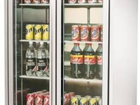 Two Door Display Fridge - picture0' - Click to enlarge