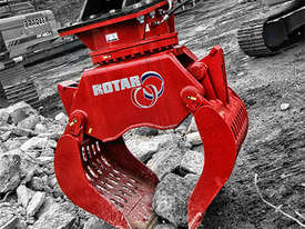 ROTAR 12-N SORTING / DEMOLITION GRAB (10-15T) - picture3' - Click to enlarge