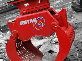 ROTAR 12-N SORTING / DEMOLITION GRAB (10-15T) - picture16' - Click to enlarge