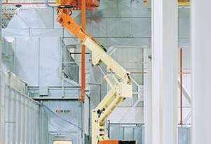 JLG E300AJP Electric Boom Lift