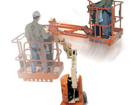 JLG E300AJP Electric Boom Lift - picture4' - Click to enlarge