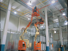 JLG E300AJP Electric Boom Lift - picture10' - Click to enlarge