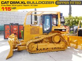 D5M.XL Dozer / CAT D5 Brush guard. fitted #2119