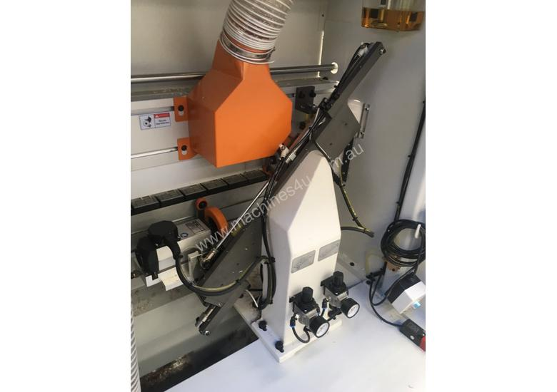 KDT 468J High speed Edger with Premilling and twin sets of trimmers