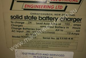 Stanbury   48v battery charger