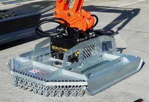 4 Foot 1280mm Excavator Slasher Brush Cutter