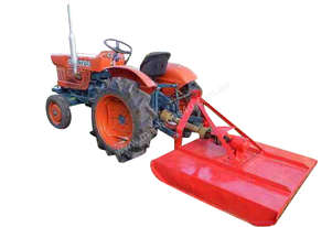 Kubota 15HP Slasher Tractor