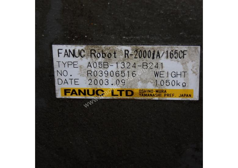 FANUC COMPLETE Robot System R-J3iB
