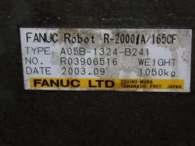 Industrial FANUC COMPLETE Robot System R-J3iB - picture4' - Click to enlarge