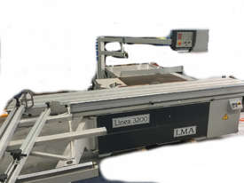 Linea 3200 panel saw - picture2' - Click to enlarge