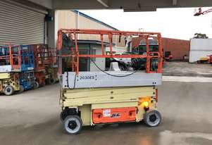 JLG 2030ES ELECTRIC SCISSOR LIFT STOCK # 52792