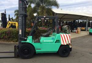 Good Condition 4.5T Counterbalance Forklift