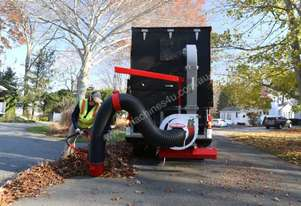 Truck / Skid Mounted Vacuum Loader & Shredder 18HP