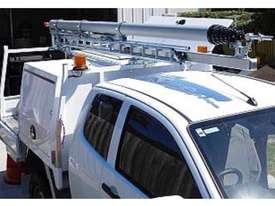 PNEUMATIC TELESCOPIC POLE - picture0' - Click to enlarge