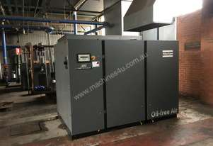 ATLAS COPCO AIR COMPRESSOR ZE3G