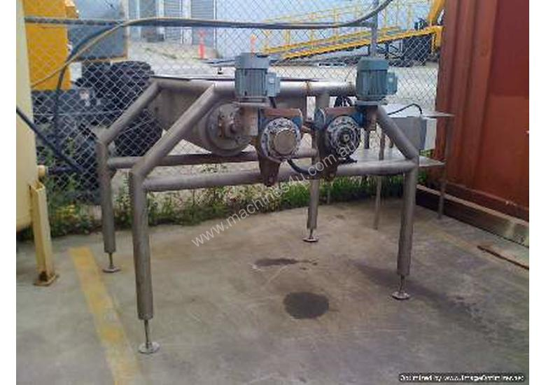 Twin Screw Auger