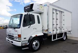 2007 Fuso Fighter FK600 - 8 Pallet Freezer