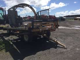 Tube-Line TL 5500 Bale Wrapper Hay/Forage Equip - picture2' - Click to enlarge