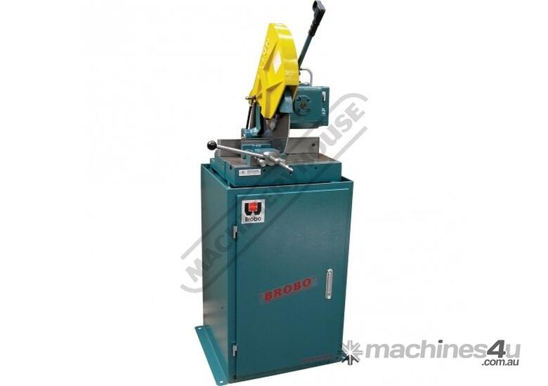 S350D Brobo Cold Saw, Includes Stand 135 x 90mm Rectangle Capacity Dual Speed 42 / 85rpm
