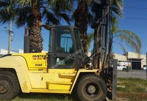 16T Counterbalance Forklift - Good Condition