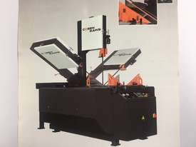 Cosen V2026NC Dual Miter Cutting Bandsaw - picture0' - Click to enlarge