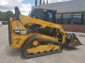 2017 CAT 259D TRACKED LOADER - picture5' - Click to enlarge
